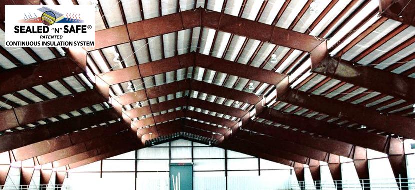 Thermal Spacers in Metal Buildings