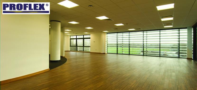 Floor Underlayment for Sound Control