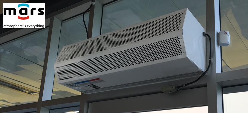 Air Curtains: Seamless Protective Barriers