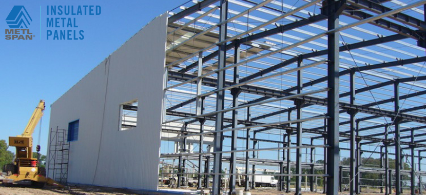 Designing with Insulated Metal Panels (IMPs)