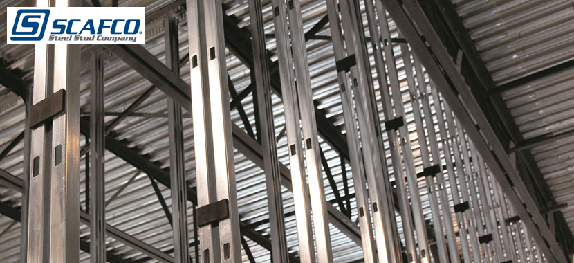 Fire-Rated and Acoustic Steel Stud Assemblies