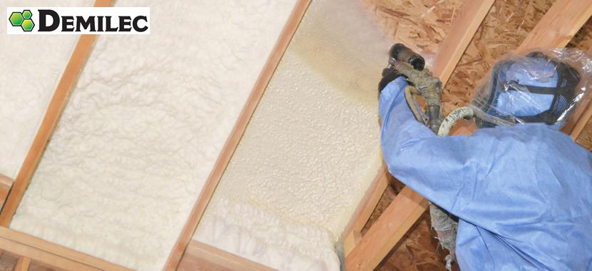 Designing With Spray Foam Insulation