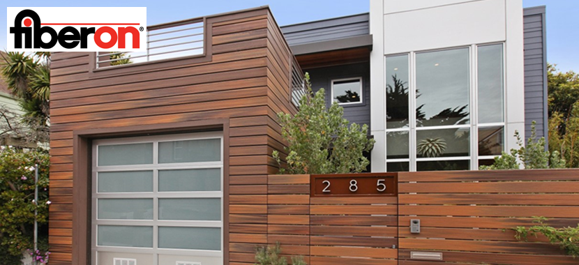 Wood-plastic Composite Cladding for Sustainable Rainscreen Wall Systems