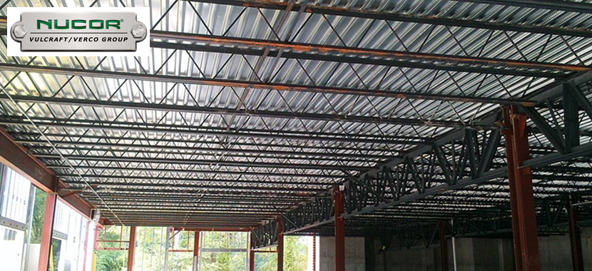 Open-Web Composite Steel Joist Floor Systems