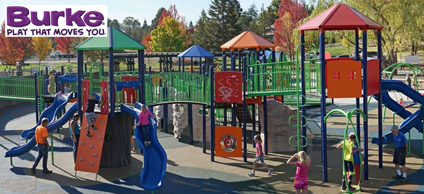 Inclusive Playgrounds: Bringing Children & Communities Together