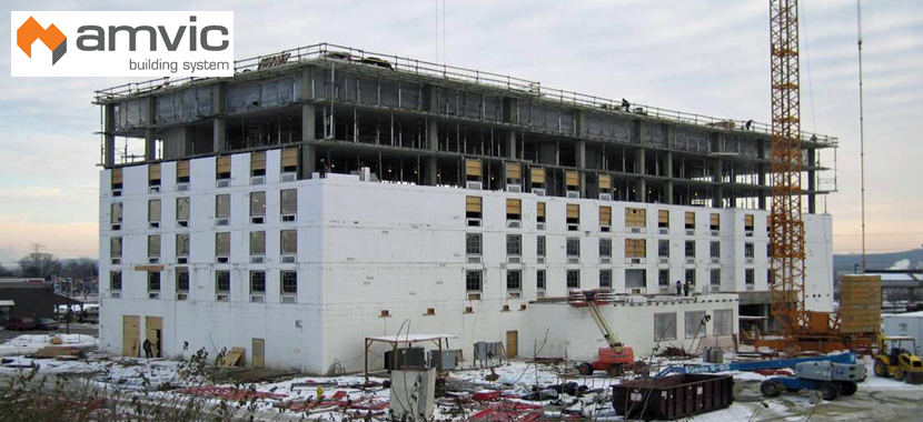Insulated Concrete Form (ICF) – Commercial Applications