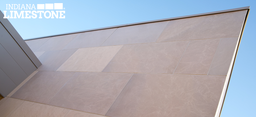 Lightweight Limestone Composite Panels