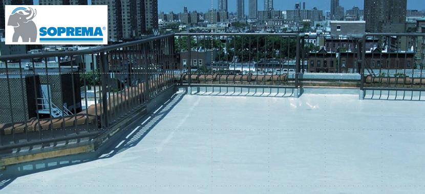Roofing & Waterproofing Membranes