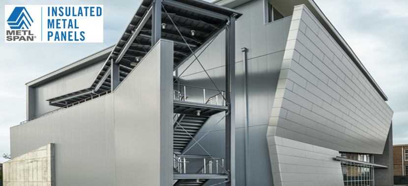 Insulated Metal Panels – The Perfect Envelope Solution Series