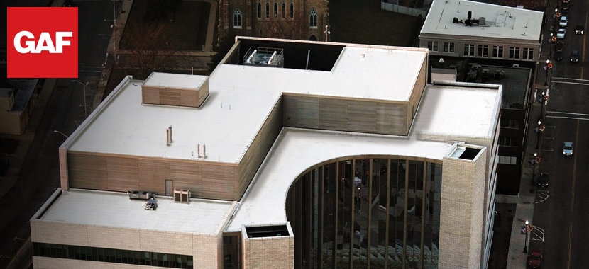 Single-Ply Roofing Systems Exposed