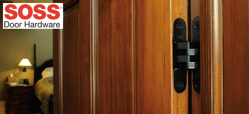 Invisible Hinges: Innovations in Door Hardware