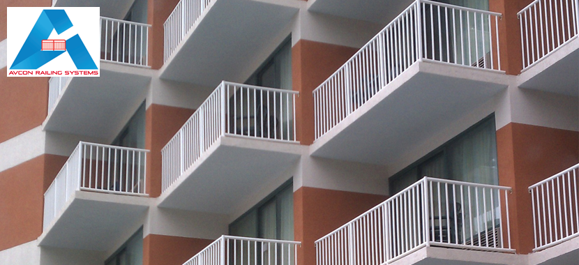 Aluminum & Thermoplastic Railing Systems