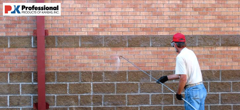 Water Repellents for Above-Grade Masonry