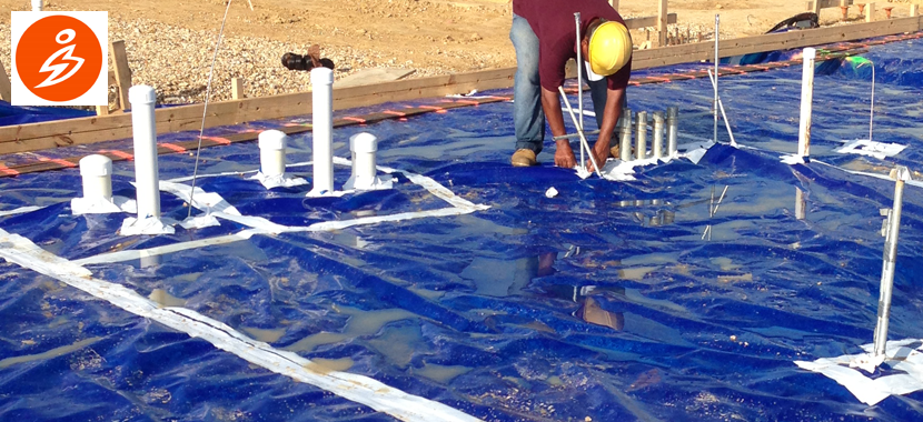 Under-Slab Vapor Barriers