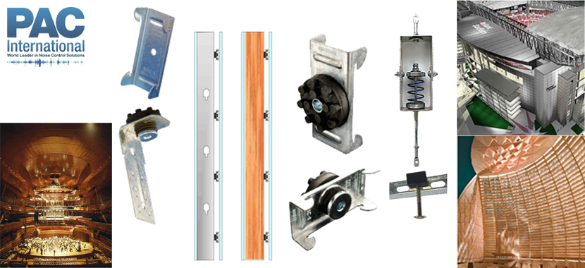 Noise Control Solutions: Resilient Sound Isolation Clips