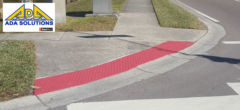 ADA Accessibility Guidelines: Detectable Warning Surfaces